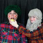 DIY Scarecrow Couples Costume