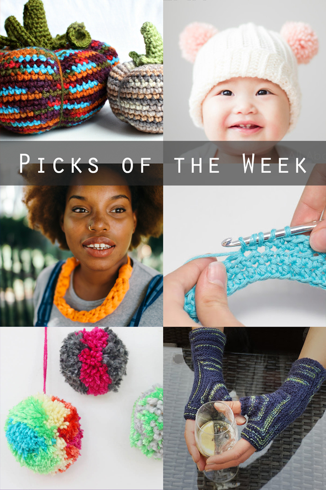 Picks of the Week for October 2, 2015 | Hands Occupied
