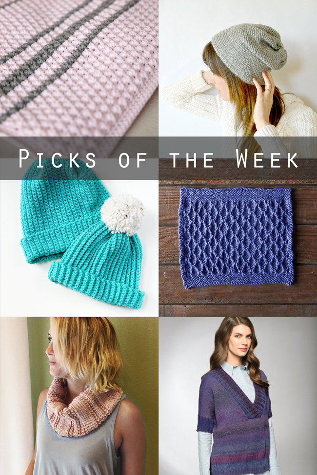 Picks of the Week for October 9, 2015 | Hands Occupied