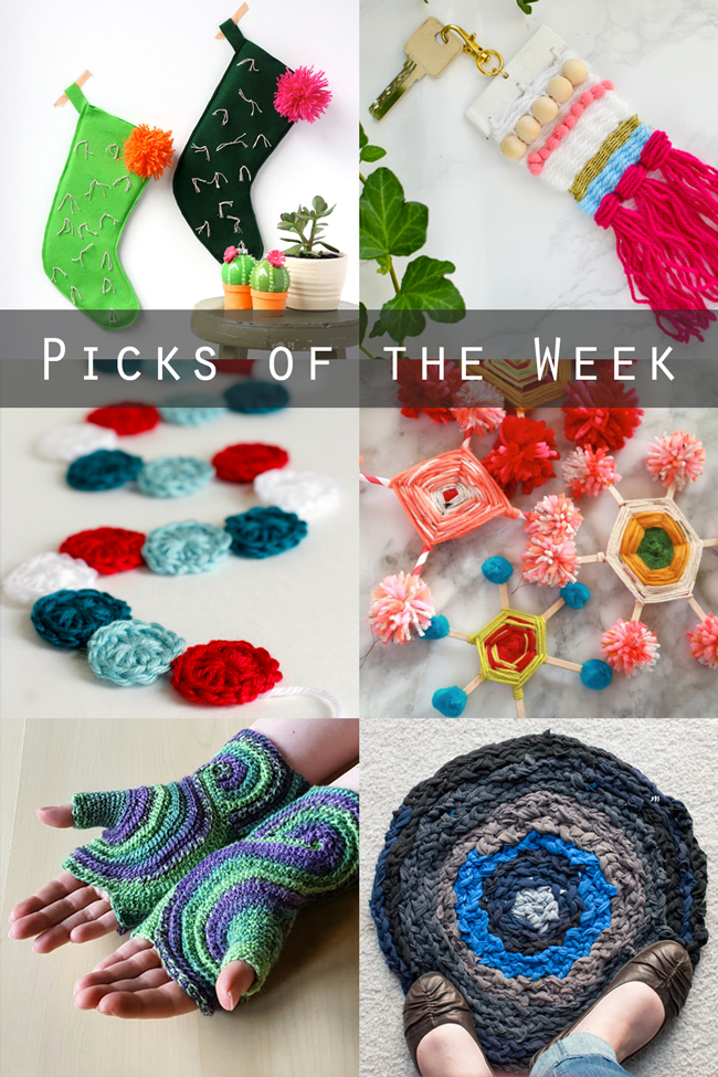 Picks of the Week for November 13, 2015 | Hands Occupied