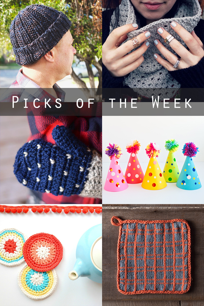 Picks of the Week for January 1, 2016 | Hands Occupied