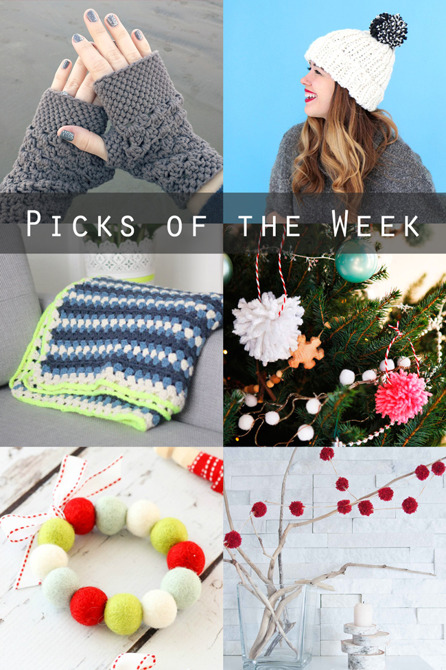 Picks of the Week for December 4, 2015 | Hands Occupied
