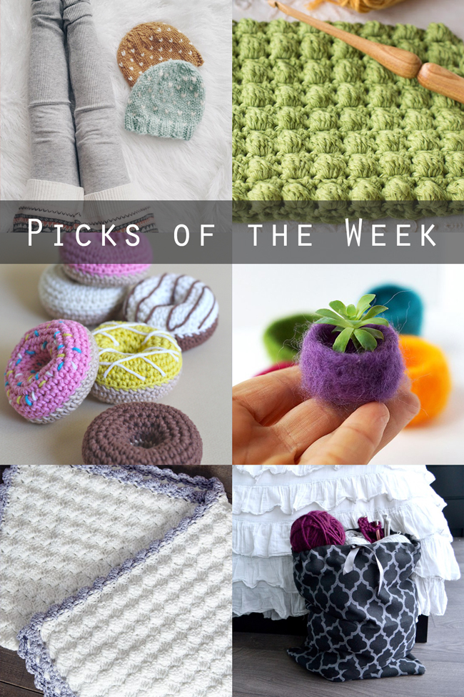Picks of the Week for January 15, 2016 | Hands Occupied