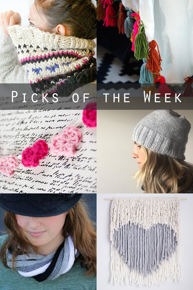 Picks of the Week for January 29, 2016 | Hands Occupied