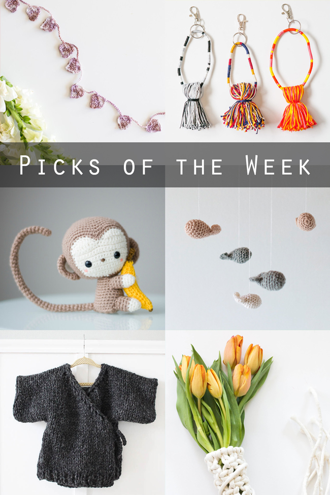 Picks of the Week for February 5, 2016 | Hands Occupied