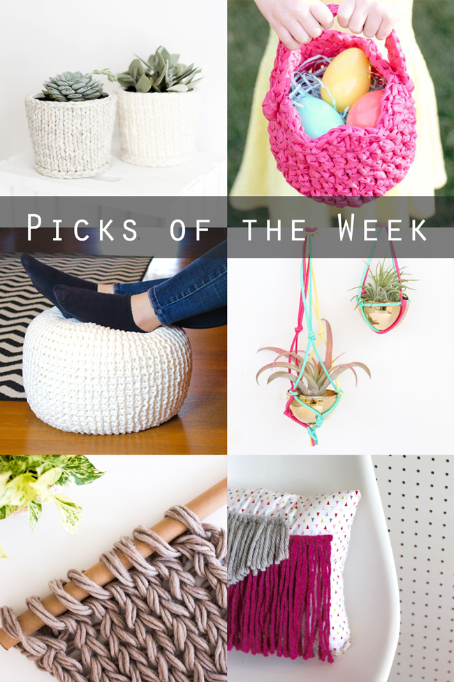 Picks of the Week for February 26, 2016 | Hands Occupied