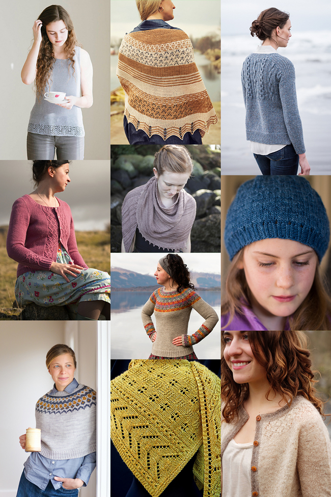 Kickstart your spring knitting by casting on one of these transitional weather projects!