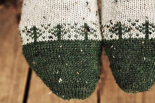 Charlie Socks by Bethany Richards