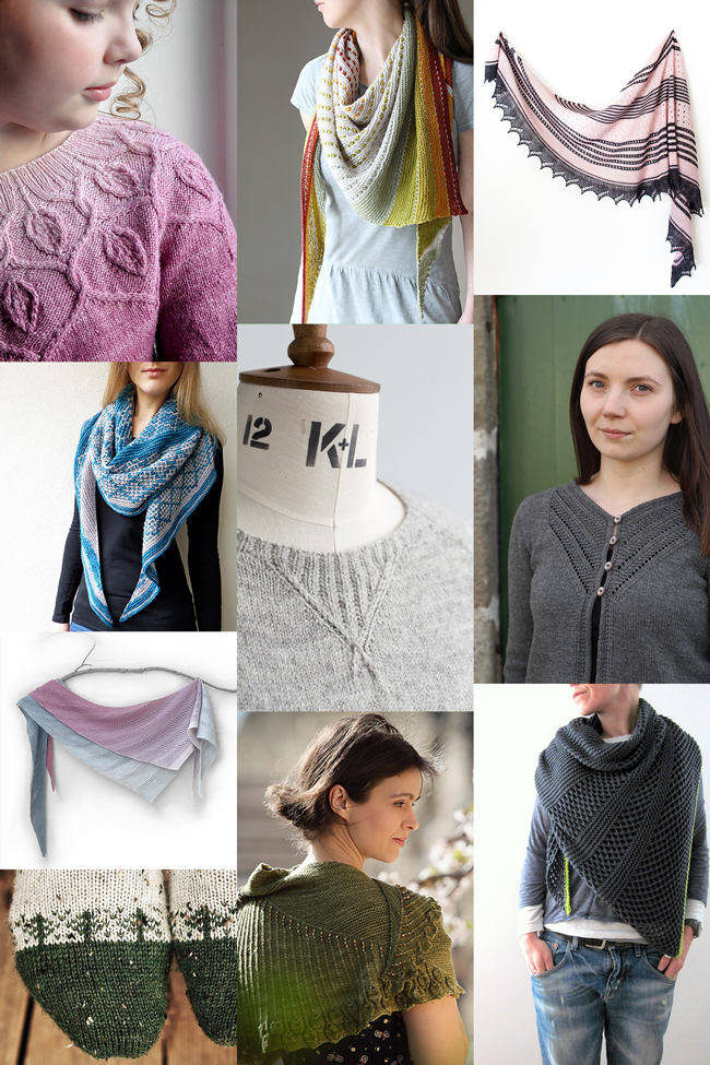 Cast on one of these layering-friendly knitting projects to amp up your spring wardrobe!