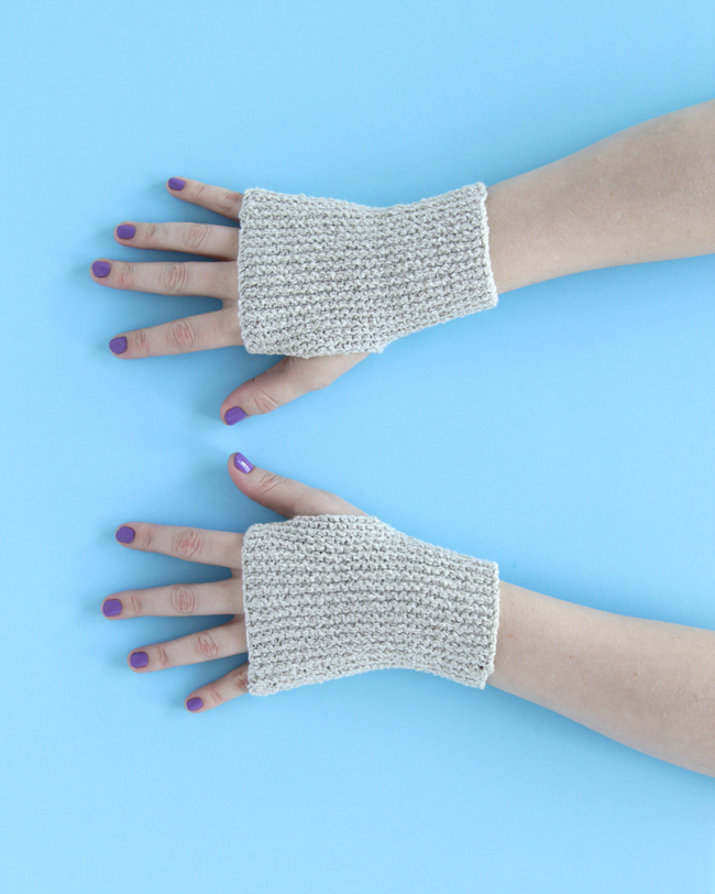 New pattern & giveaway alert! Feel Good Mitts