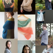 Anyone who doesn't think spring and summer are great times to knit is missing out! Cast on one of these beautiful late spring shawls and sweaters to keep knitting all summer long.