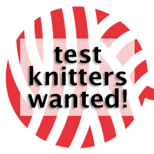 Hands Occupied is seeking test knitteres & crocheters for new designs.