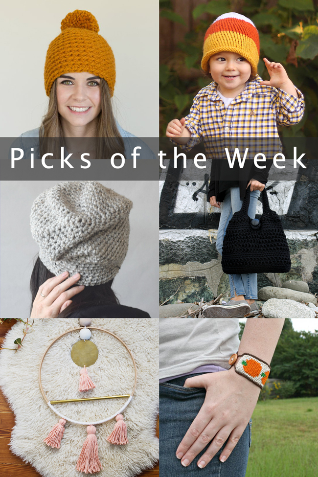 Picks of the Week for October 7, 2016 | Hands Occupied