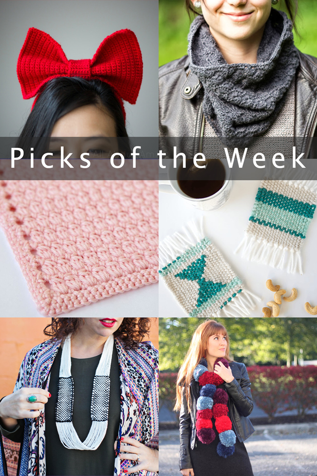 Picks of the Week for October 14, 2016 | Hands Occupied
