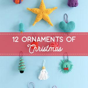 Twelve Ornaments of Christmas, Volume Two!