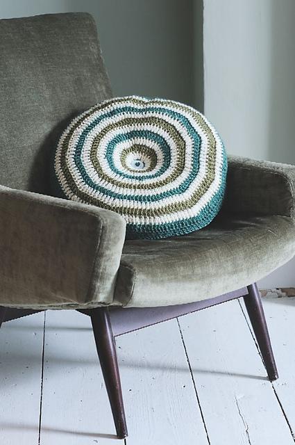 Back to Basics Cushion by Tracey Todhunter