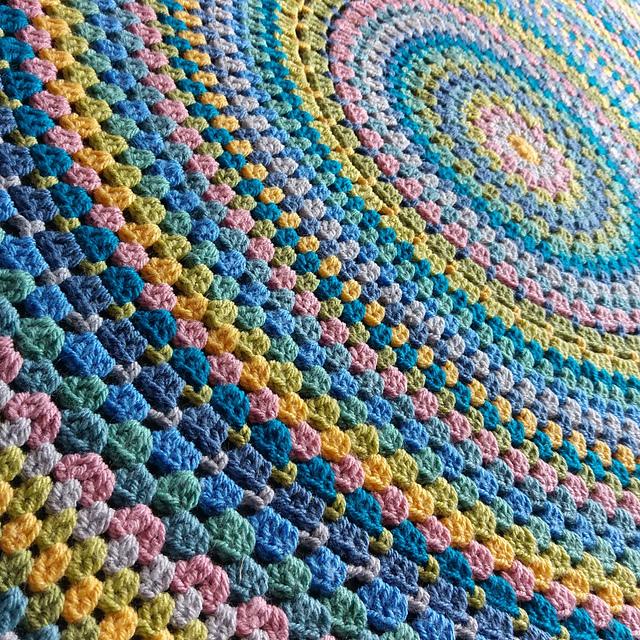 Blandala Blanket by Kathryn Senior