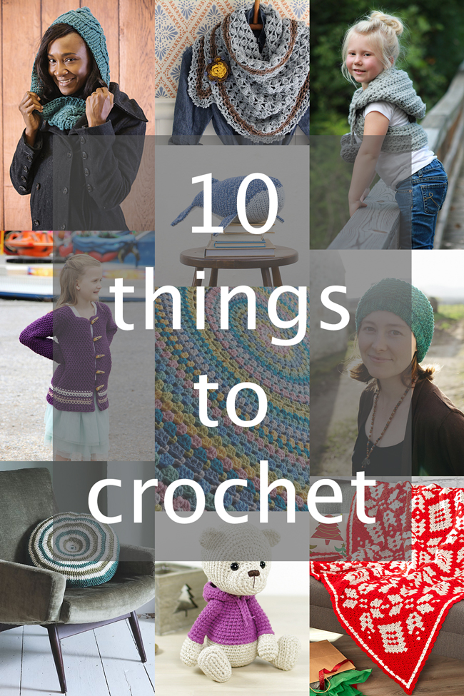 Looking for something to crochet? Get your hooks into one of these new, to-die-for crochet patterns!