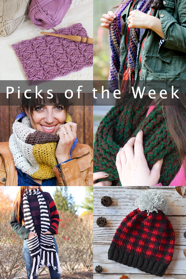 Picks of the Week for November 18, 2016 | Hands Occupied