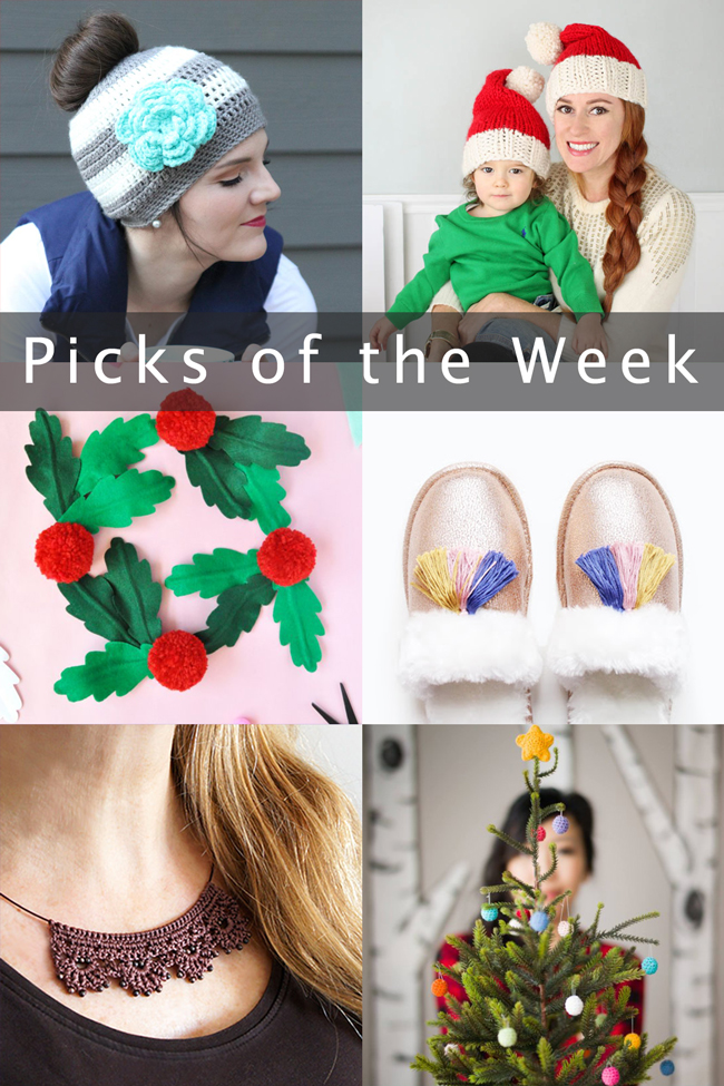 Picks of the Week for December 16, 2016 | Hands Occupied