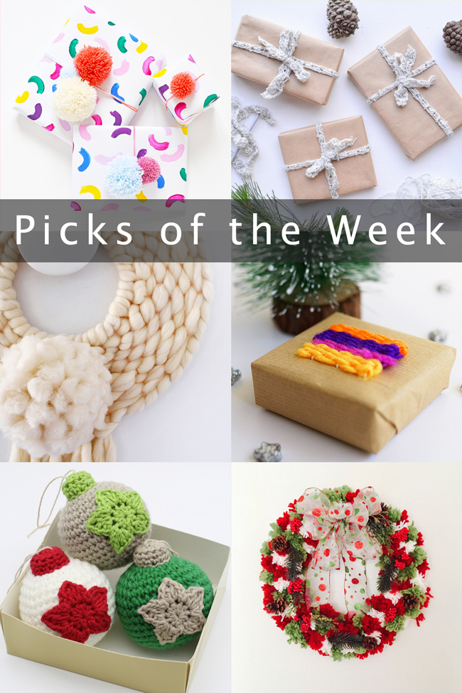 Picks of the Week for December 23, 2016 | Hands Occupied