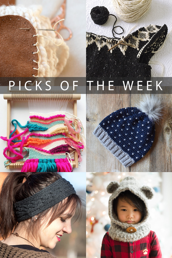 Picks of the Week for January 6, 2017 | Hands Occupied