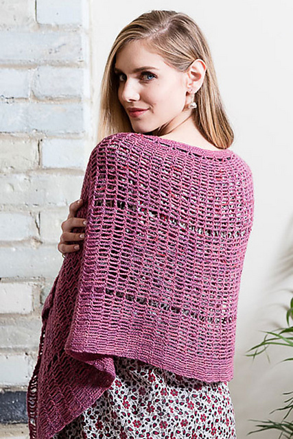 Hammock Shawl by Lisa Doherty