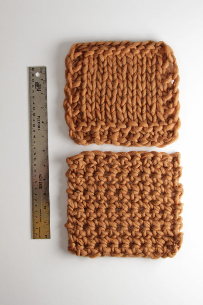 Gazzal Pure Wool - see how this chunky yarn from Hobium knits and crochets, and enter to win a skein!