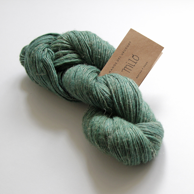 Check out Manos del Uruguay's new Milo yarn - see how it knits and crochets up, and enter to win a skein!
