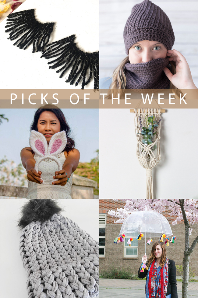 Picks of the Week for April 14, 2017 | Hands Occupied