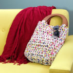Grab 'n Go Purse – free crochet pattern!
