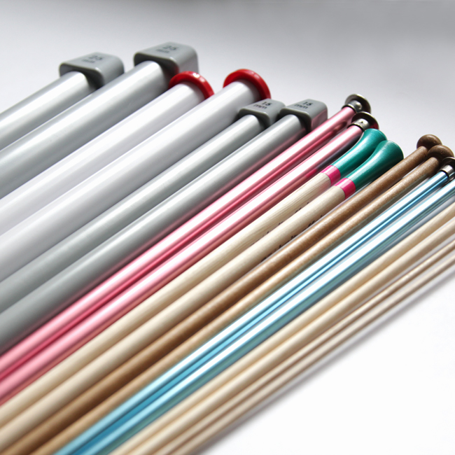 Knitting Needle Sizes : Knitting Needle Sizes & A Handy Conversion Chart Hands Occupied