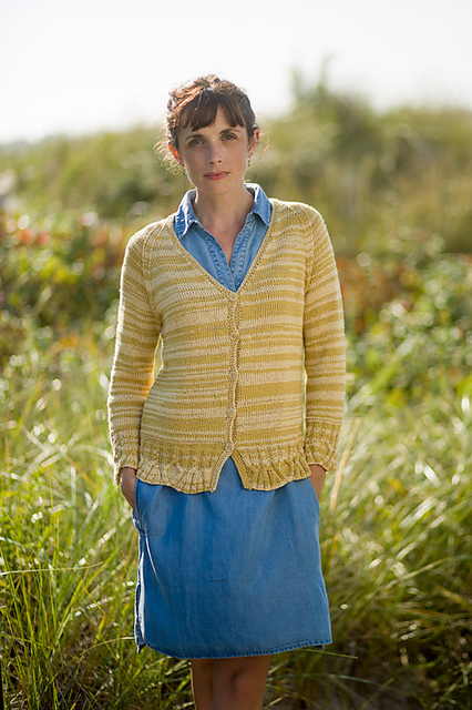 Sanibel Cardigan by Susan Mills