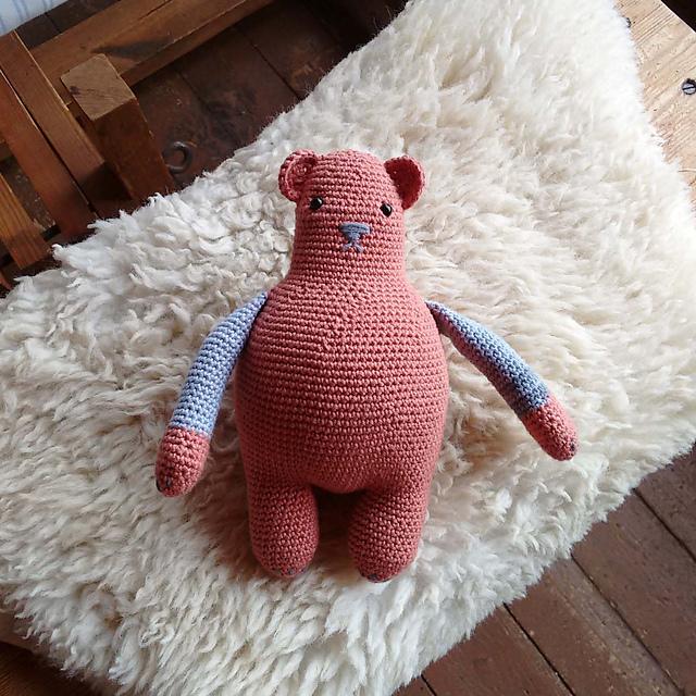 Pudding the Bear by Jennifer Barrett