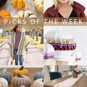 Picks of the Week for September 229, 2017 | Hands Occupied
