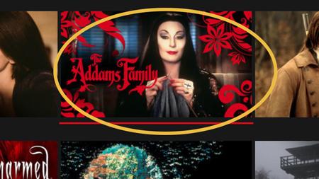 Addams Family Netflix knitting thumbnail