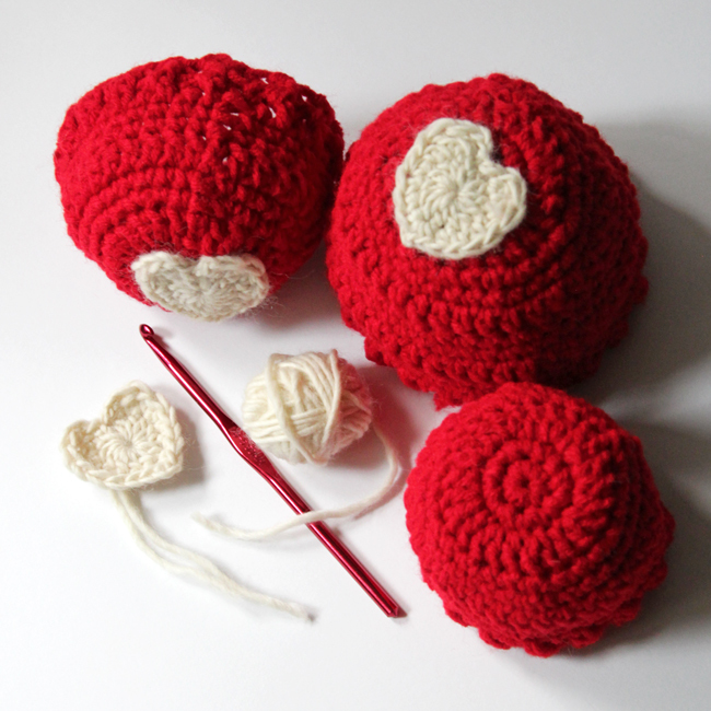 Get a free crochet pattern for a baby hat featuring an adorable heart appliqué, and learn how to you can crochet to help save babies' lives!