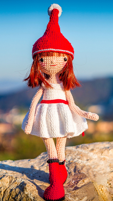 Doll Zin by Erika Du