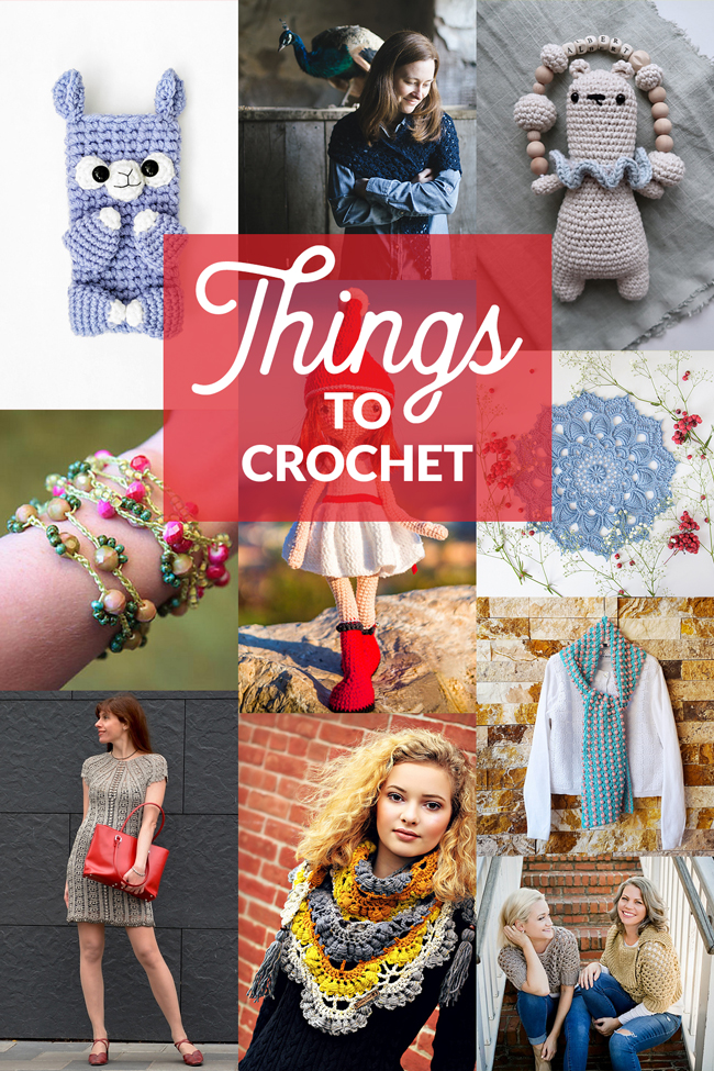 Feast your eyes on ten beautiful, new crochet patterns from independent designers, released in November and December 2017. All of these beauties would make lovely Christmas presents, even if it's just gifting the pattern to your favorite crocheter!