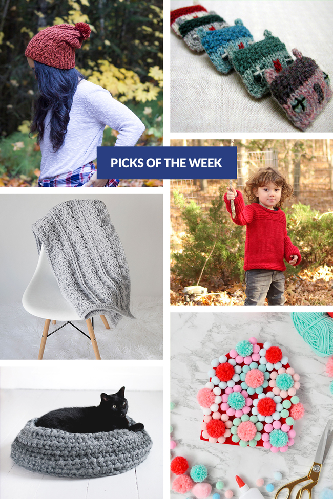 Picks of the Week for November 24, 2017 | Hands Occupied