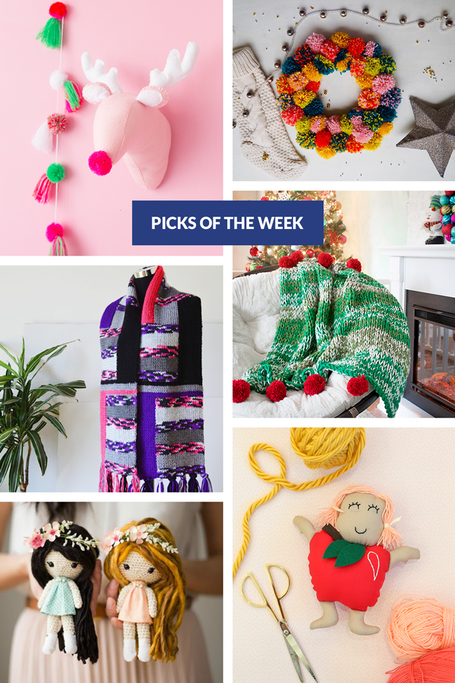 Picks of the Week for December 8, 2017 | Hands Occupied