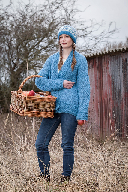 Orchard Harvest Jacket by Whistlebare Alice