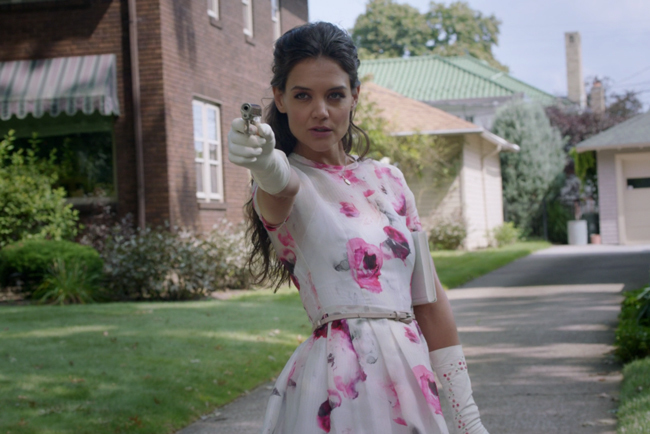 Knitflix for Hiberknitting: Miss Meadows