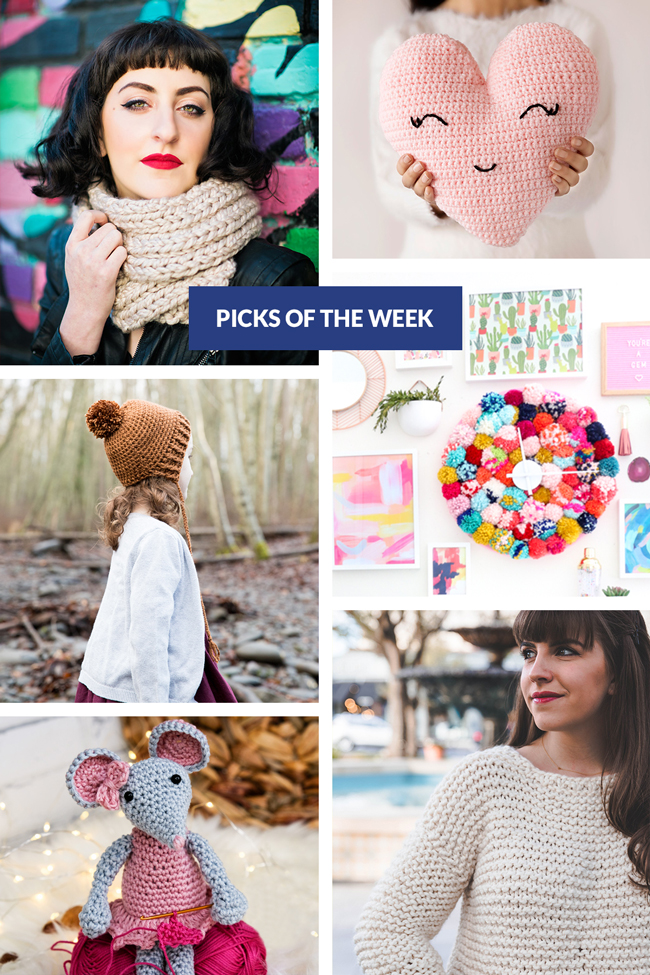 Picks of the Week for January 26, 2018 | Hands Occupied