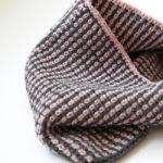 Moss Stitch Cowl – Free Crochet Pattern