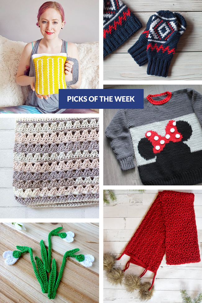 Picks of the Week for February 23, 2018 | Hands Occupied