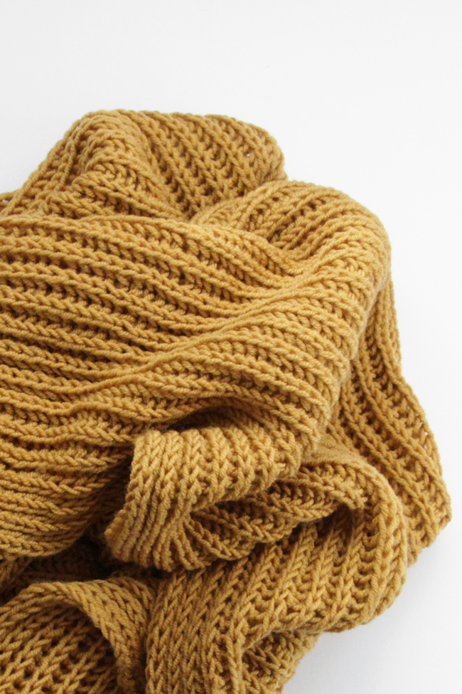 How to Knit & How to Fix Fisherman's Rib