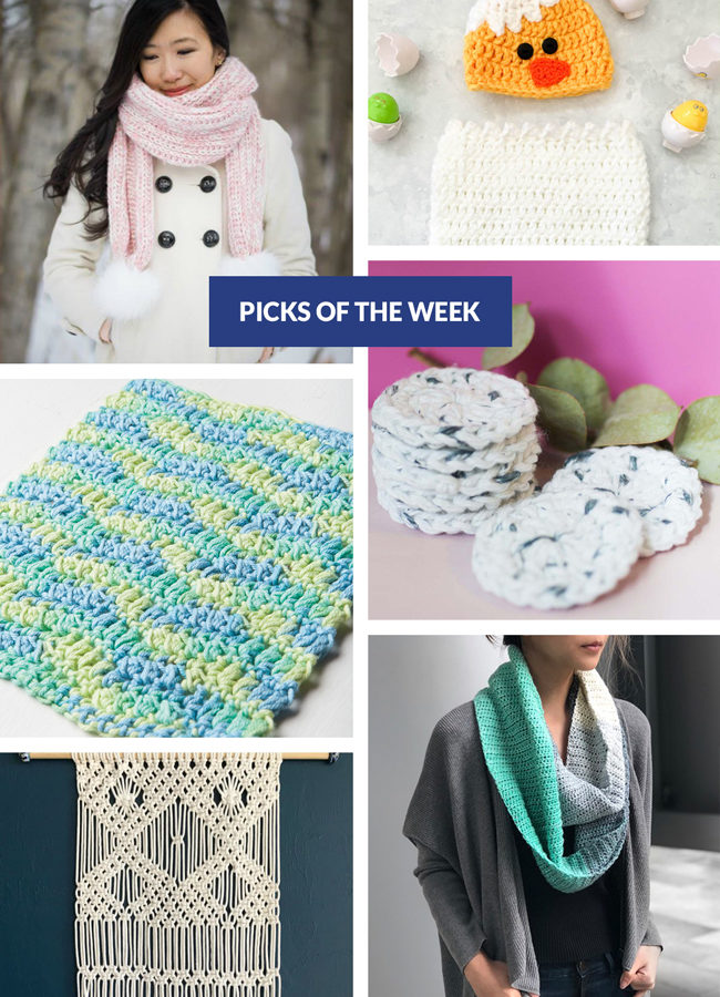 Picks of the Week for March 16, 2018 | Hands Occupied